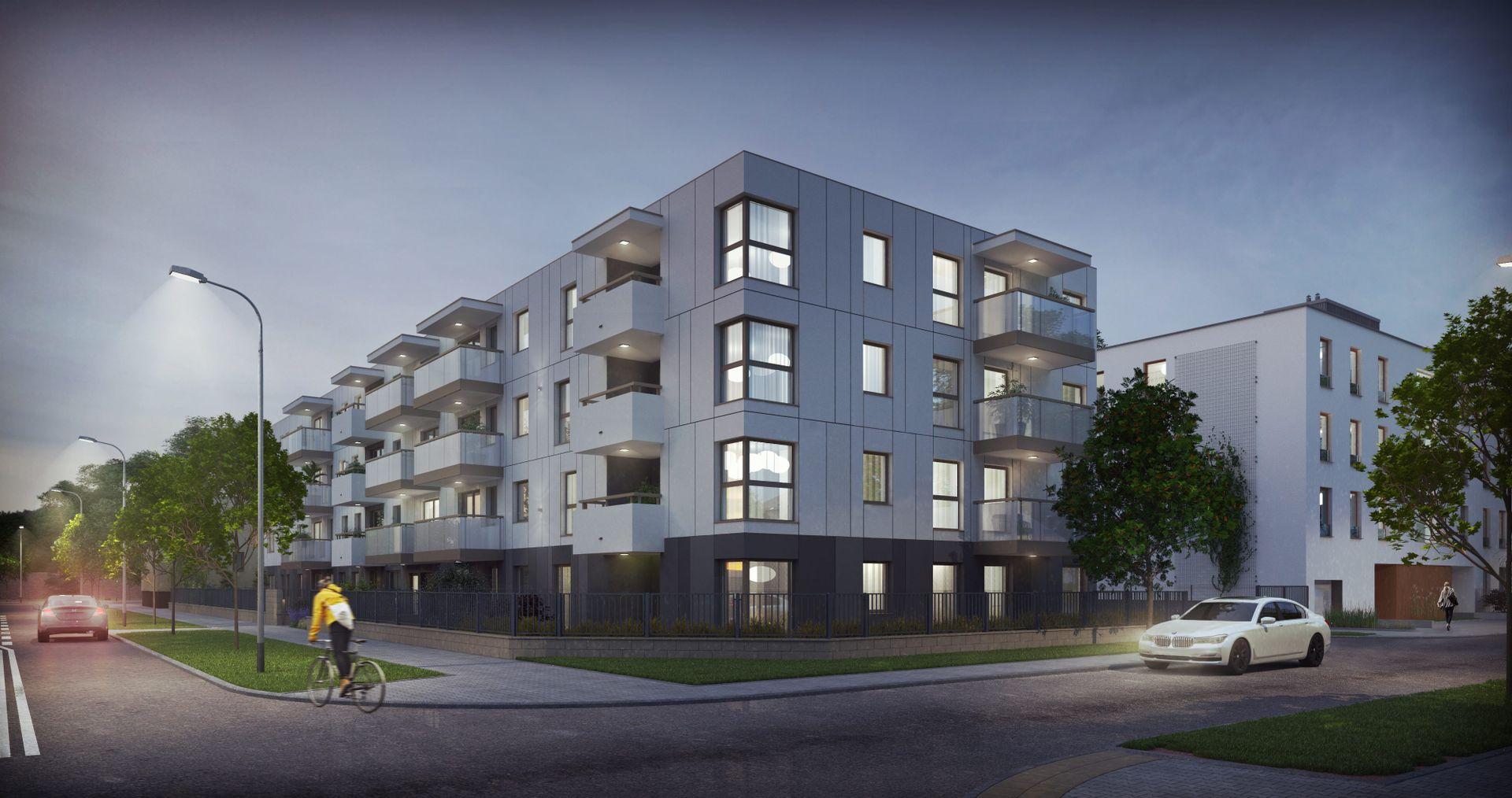 Warszawa: Villa Aliano – apartamenty od Toscany Invest powstają na Targówku