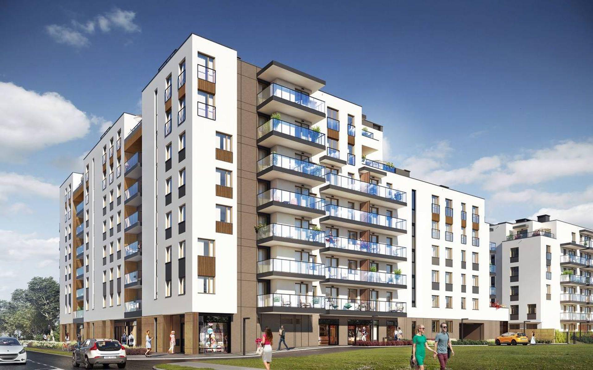 Warszawa: Bokserska – Budimex wystartował z budową osiedla na Służewcu