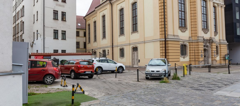 Wrocław: W sąsiedztwie Pałacu