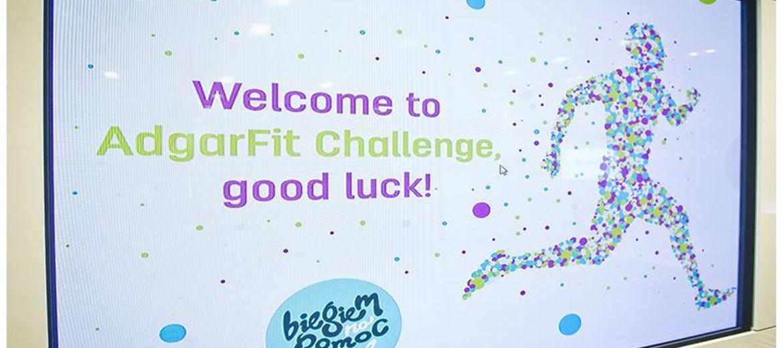 AdgarFit Challenge – Biegiem