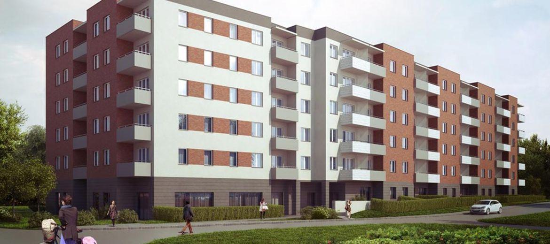 Apartamenty Słubicka. Murapol wybuduje