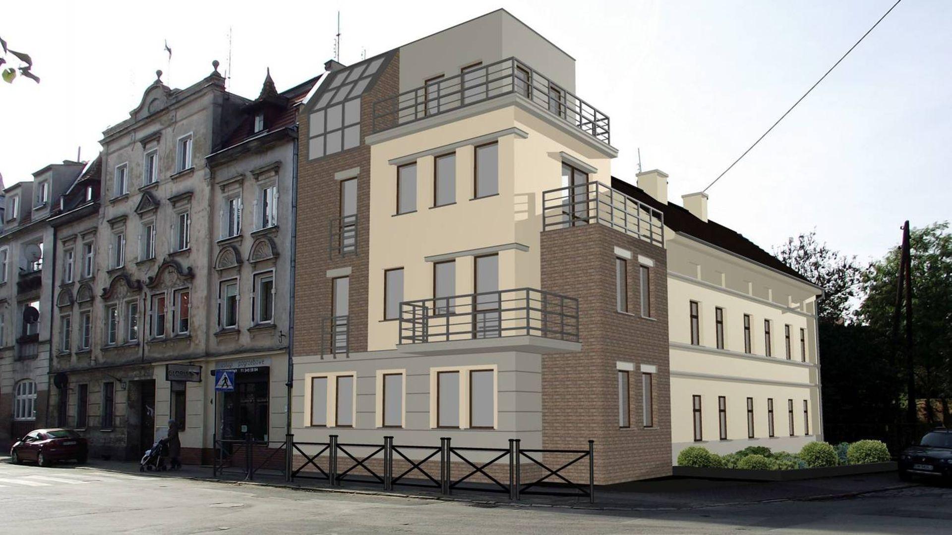 Wrocław: Krępicka 1 – zabytkowy budynek w Leśnicy zyskuje nowe wcielenie