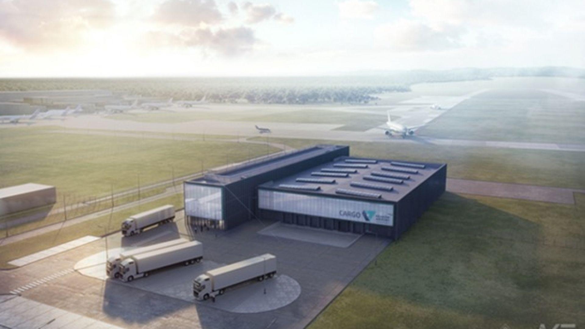 18 firm zgłosiło się do przetargu na budowę terminalu cargo na lotnisku Kraków-Balice