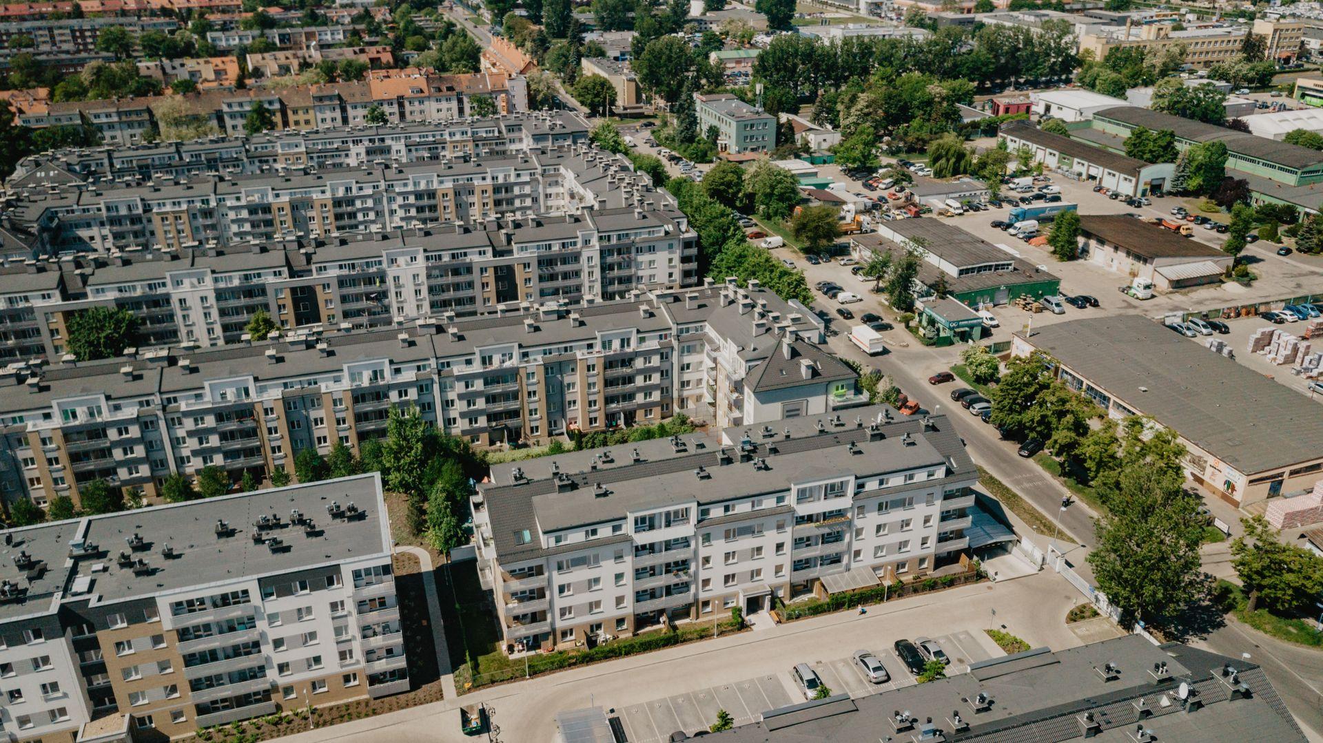 Wrocław: Lokum Deweloper rozbuduje osiedle na Tarnogaju. Ma w planach setki mieszkań