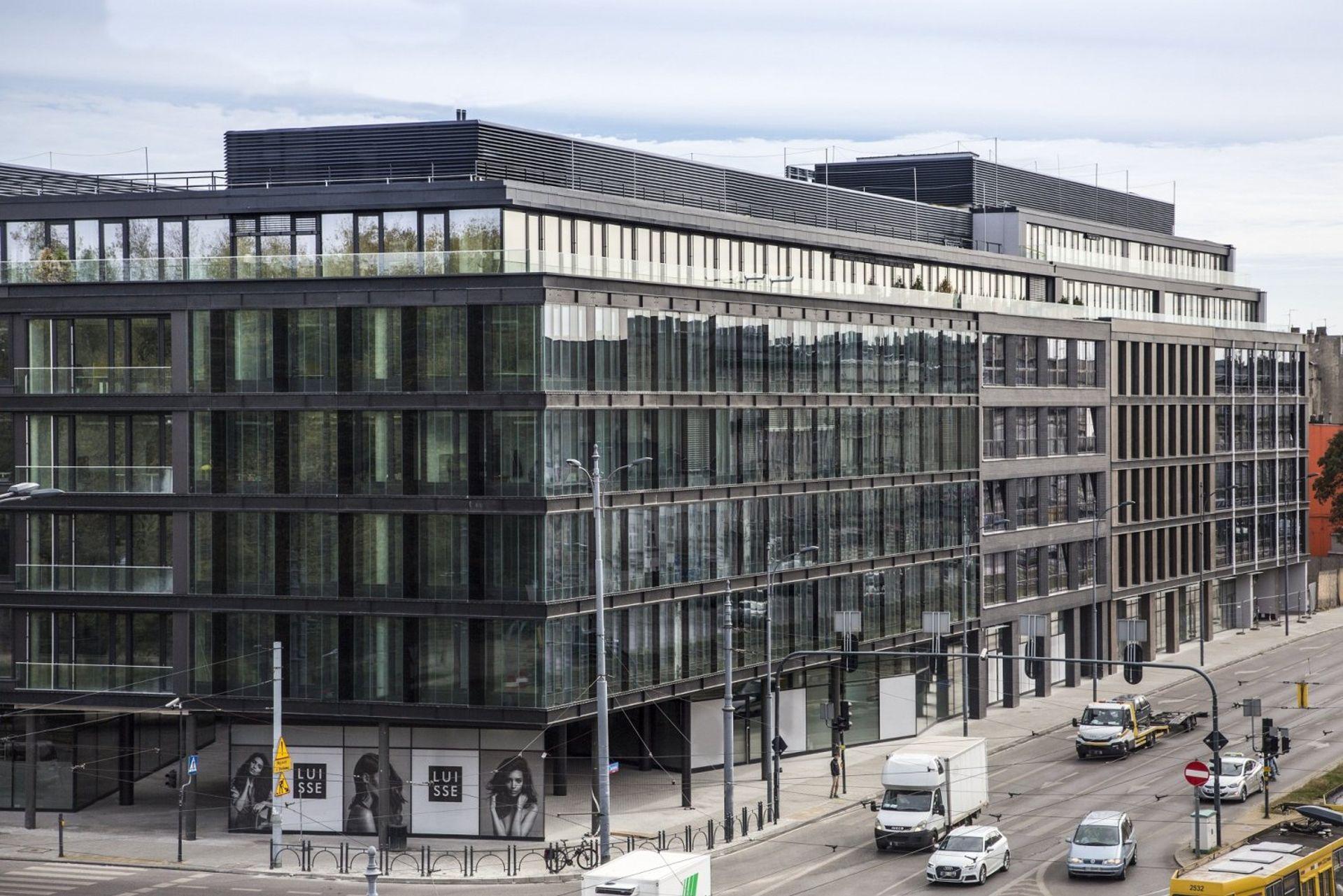 [Łódź] Operator telekomunikacyjny wprowadzi się do biurowca Ogrodowa Office w Łodzi