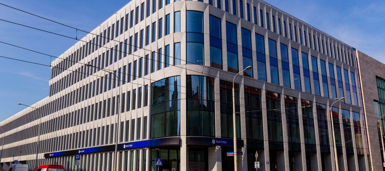 Wrocław: Biurowiec Retro Office