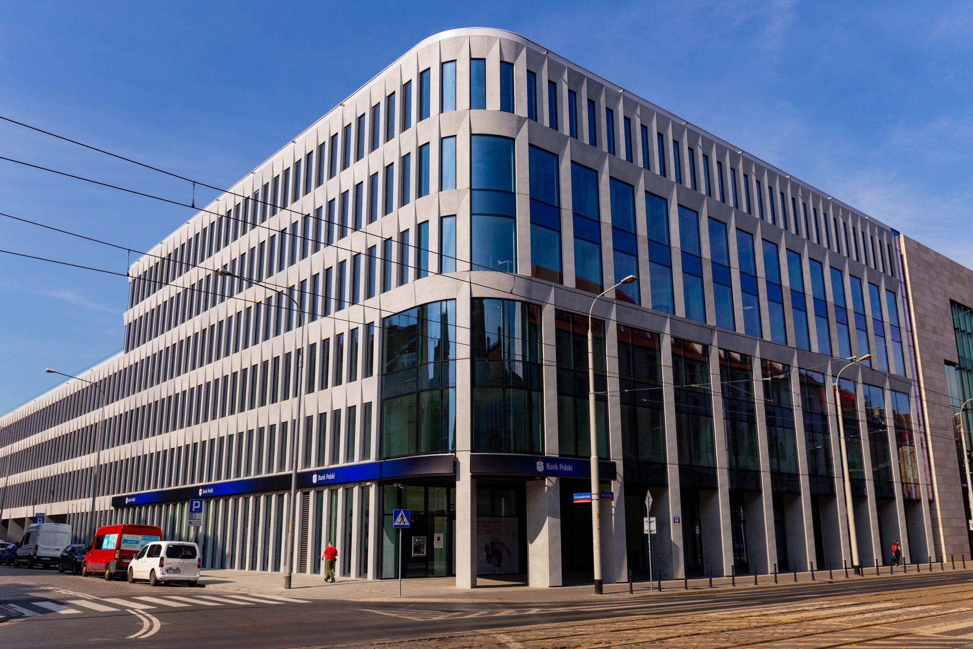 Wrocław: Biurowiec Retro Office House w pełni wynajęty