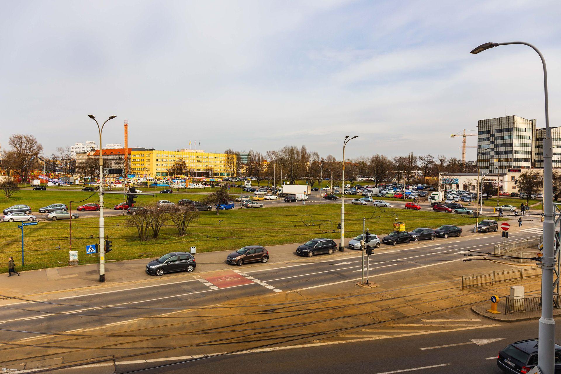 Wrocław: Estakada znika z placu Społecznego. Znamy wykonawcę