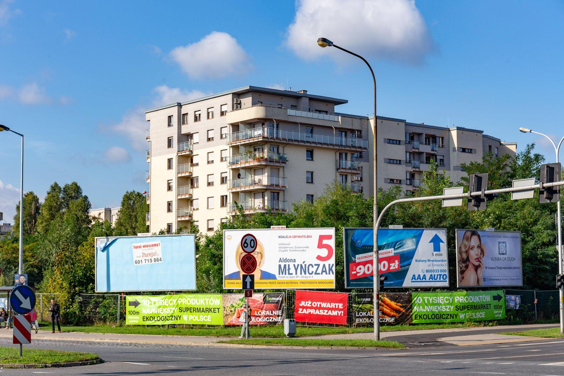 Wrocław: Triada przygotowuje inwestycję przy Karkonoskiej. Po latach powstaną tam biurowce?
