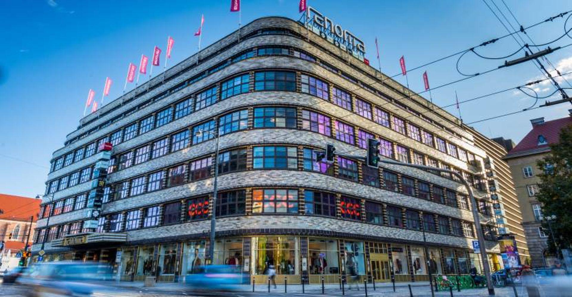 Dom Handlowy Renoma przejdzie modernizację. Będzie więcej biur a mniej sklepów
