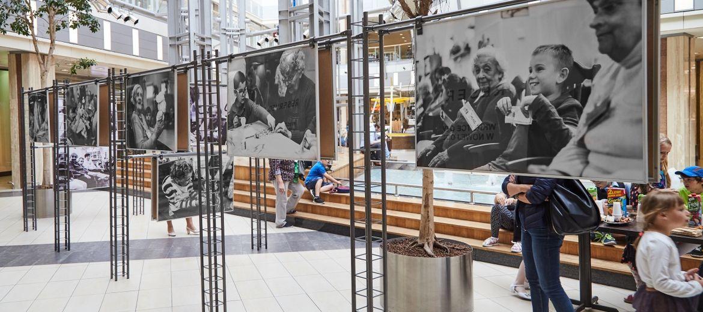 Kultura w przestrzeni handlowej