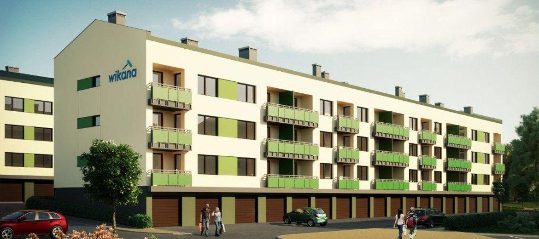 Janów Lubelski: Nowy budynek