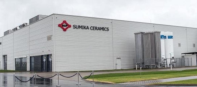 Japońska Sumika Ceramics zamyka