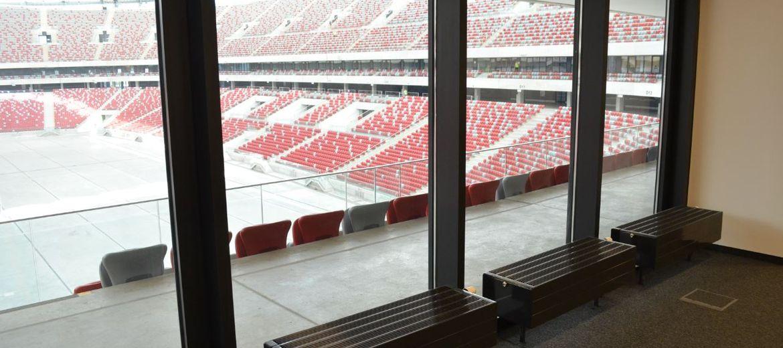 Stadion Narodowy wynajęty prawie