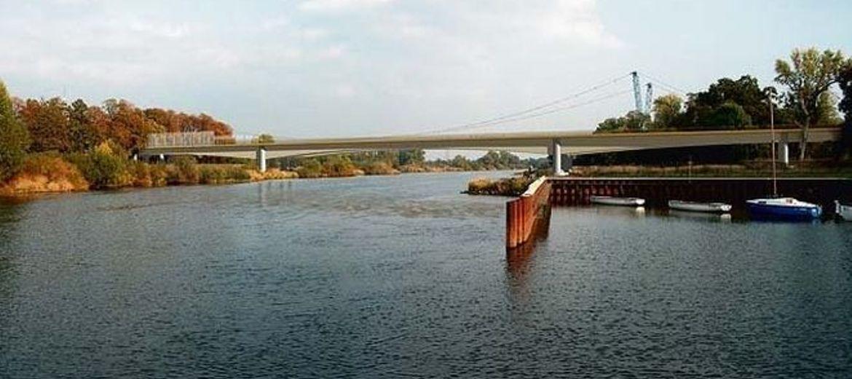 Odchudzony most Wschodni będzie