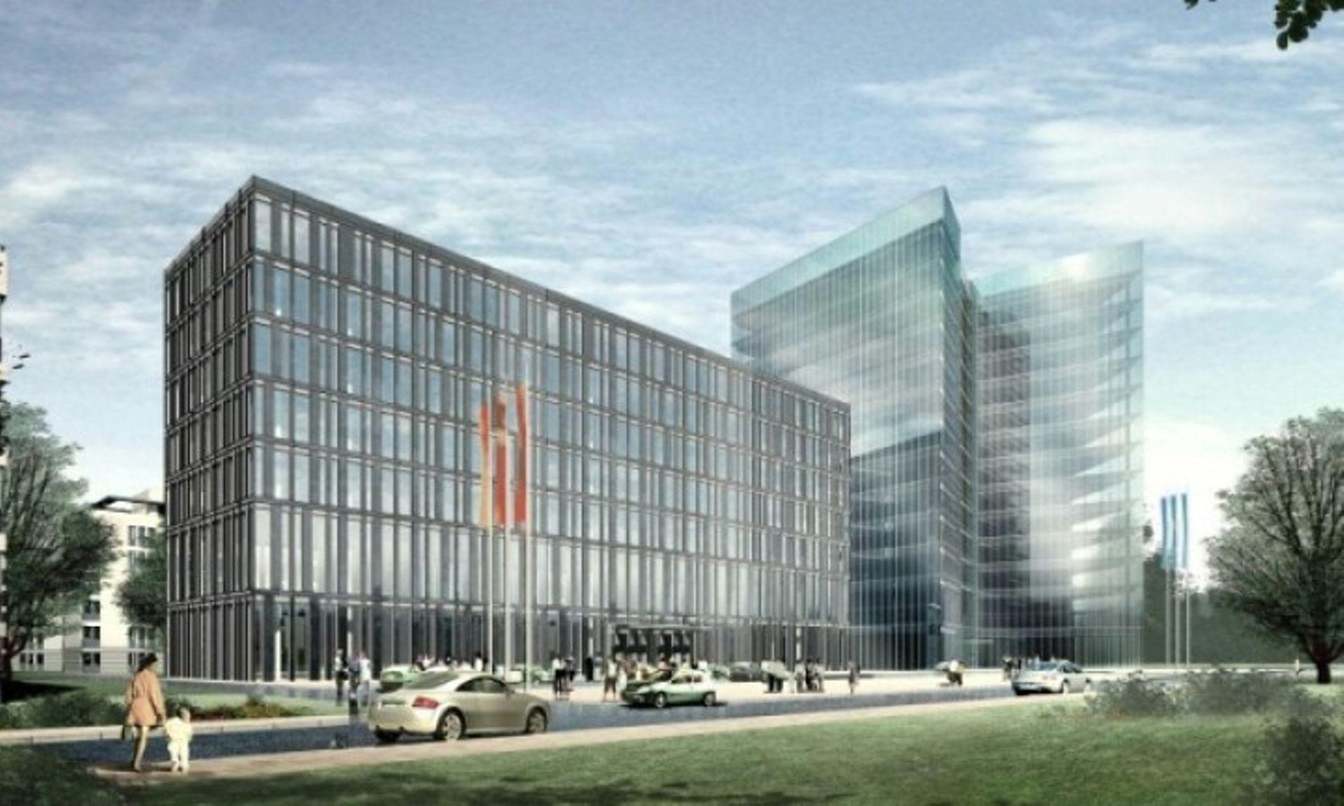 Łódź: Mostostal Warszawa wybuduje biurowiec Cross Point C