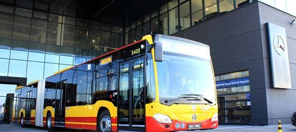 Wrocław: MPK wydzierżawi 60 Mercedesów za ponad 120 milionów