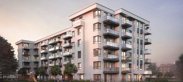 Warszawa: Ligia – spółdzielnia mieszkaniowa rozbudowuje osiedle w Ursusie [WIZUALIZACJE]