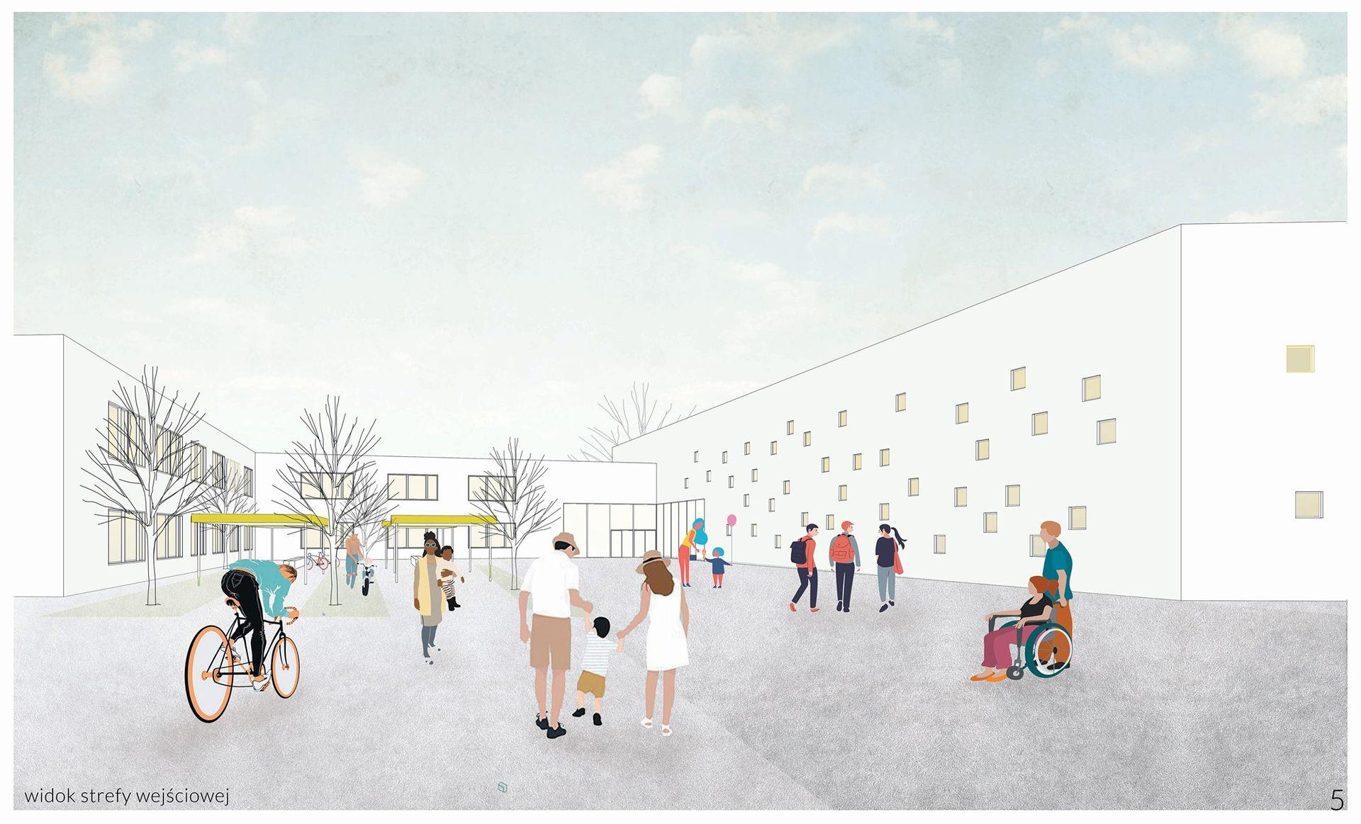 Wrocław: Magistrat przygotowuje się do budowy szkoły na granicy Jagodna i Wojszyc