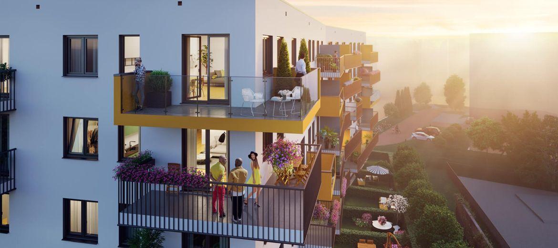 Warszawa: Bouygues Immobilier za