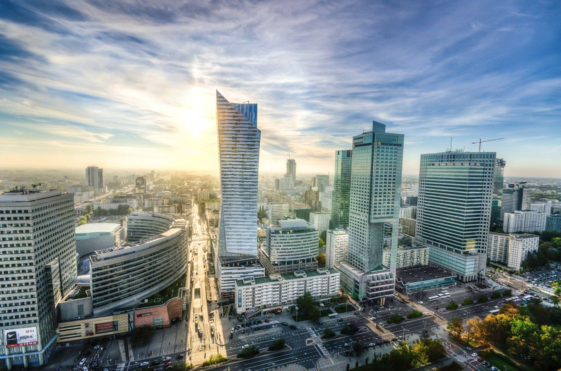 [Warszawa] Stolica najbardziej atrakcyjnym miastem dla biznesu w Polsce
