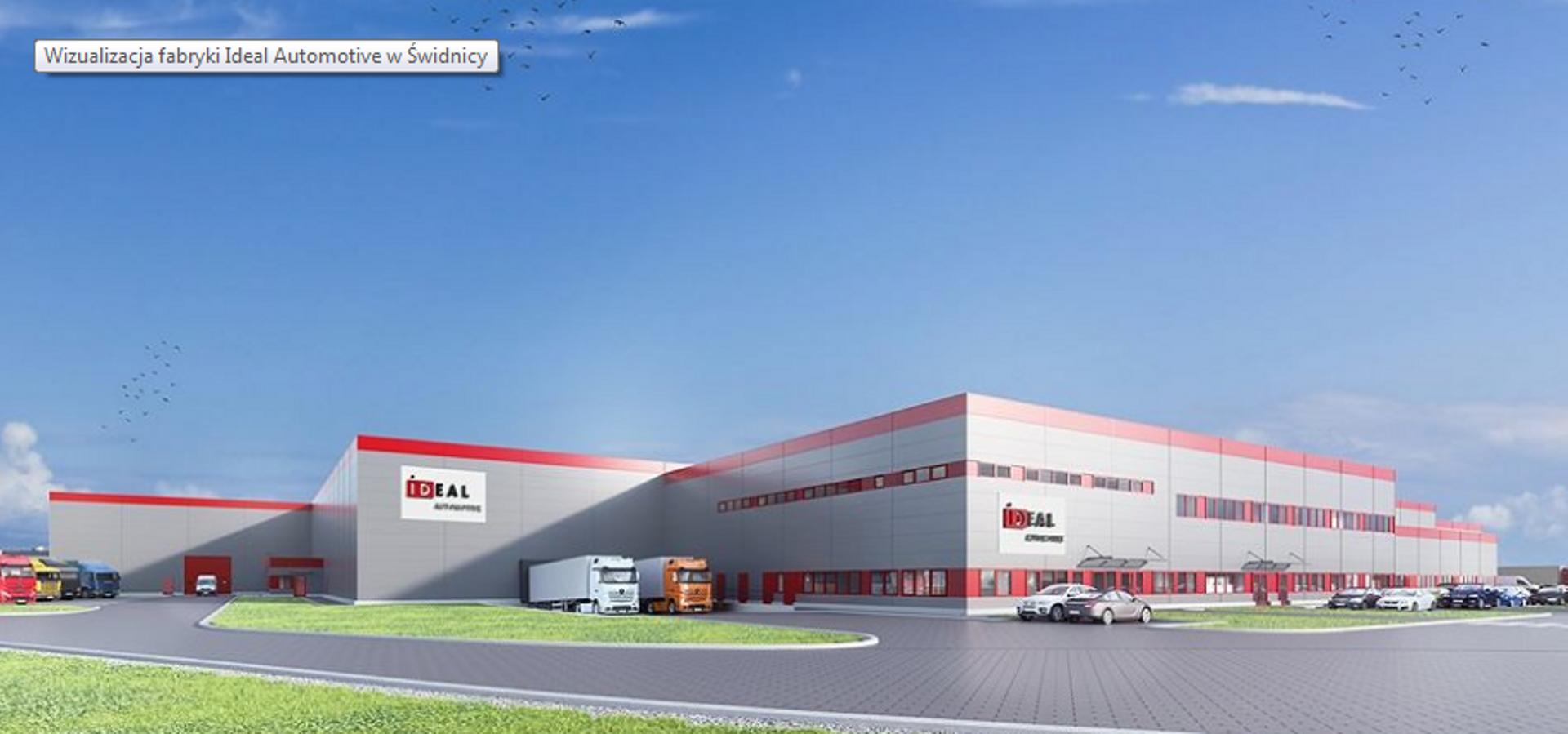 Dolny Śląsk: Niemiecki inwestor z branży motoryzacyjnej zatrudni 500 osób w nowej fabryce w Świdnicy