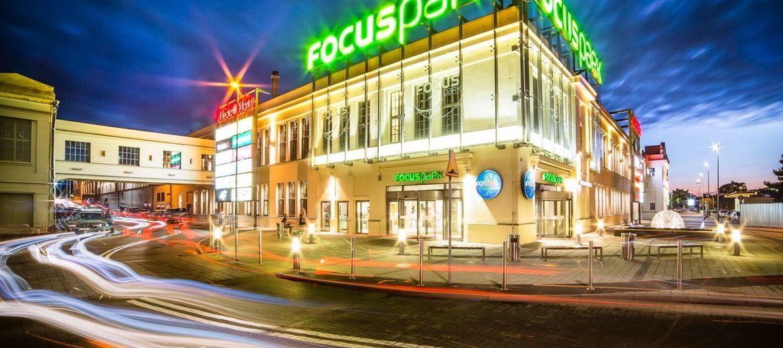 Centra handlowe Focus w