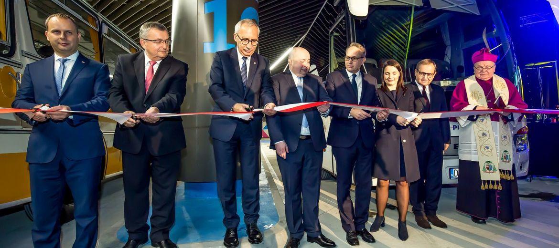 Nowy dworzec już otwarty