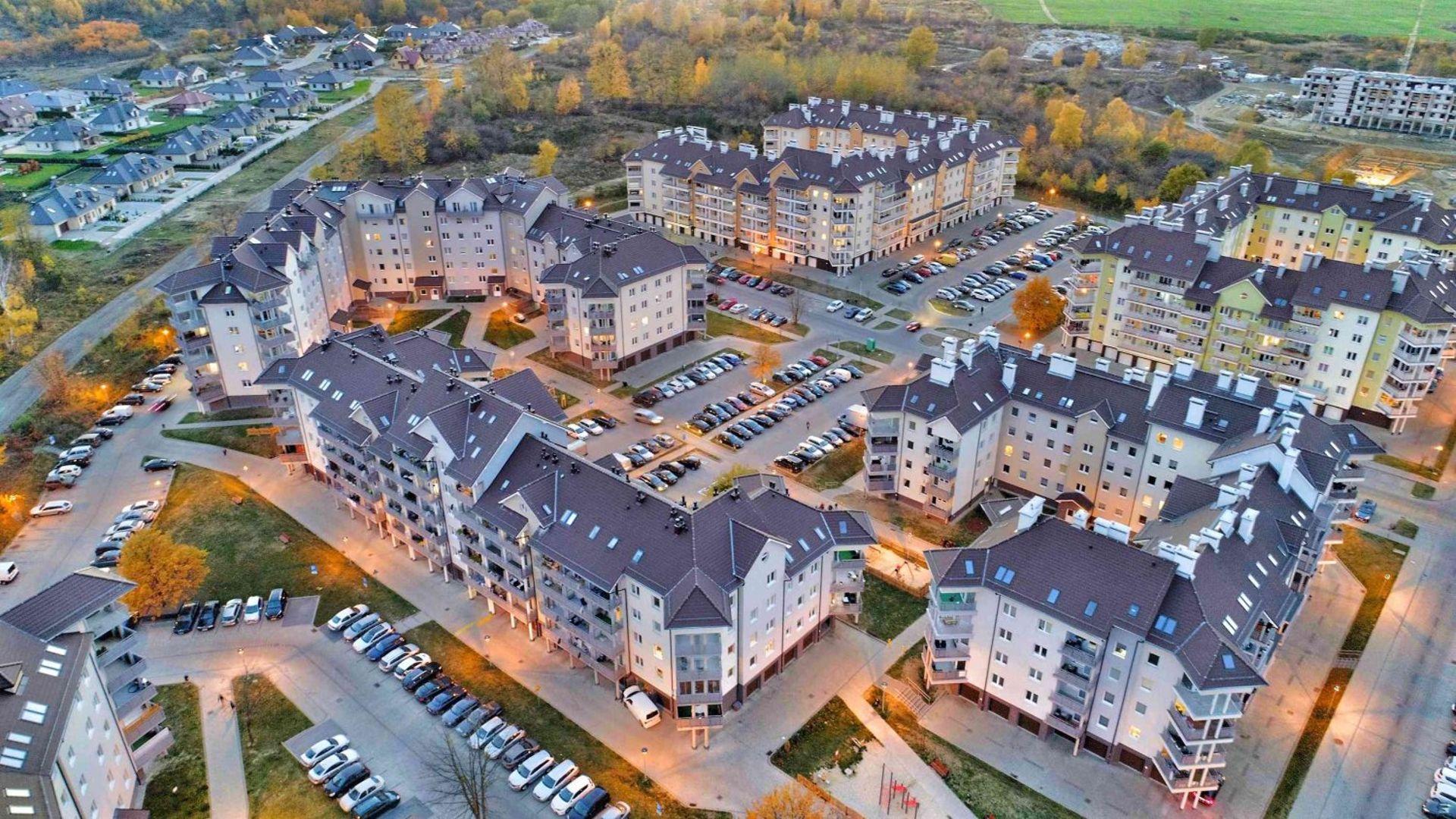 [Gorzów Wielkopolski] Nowe mieszkania na Osiedlu Europejskim w Gorzowie Wielkopolskim w sprzedaży