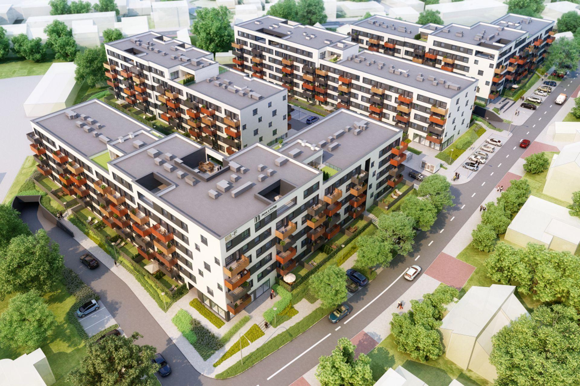 [Zielona Góra] Apartamenty Jana z Kolna staną w Zielonej Górze