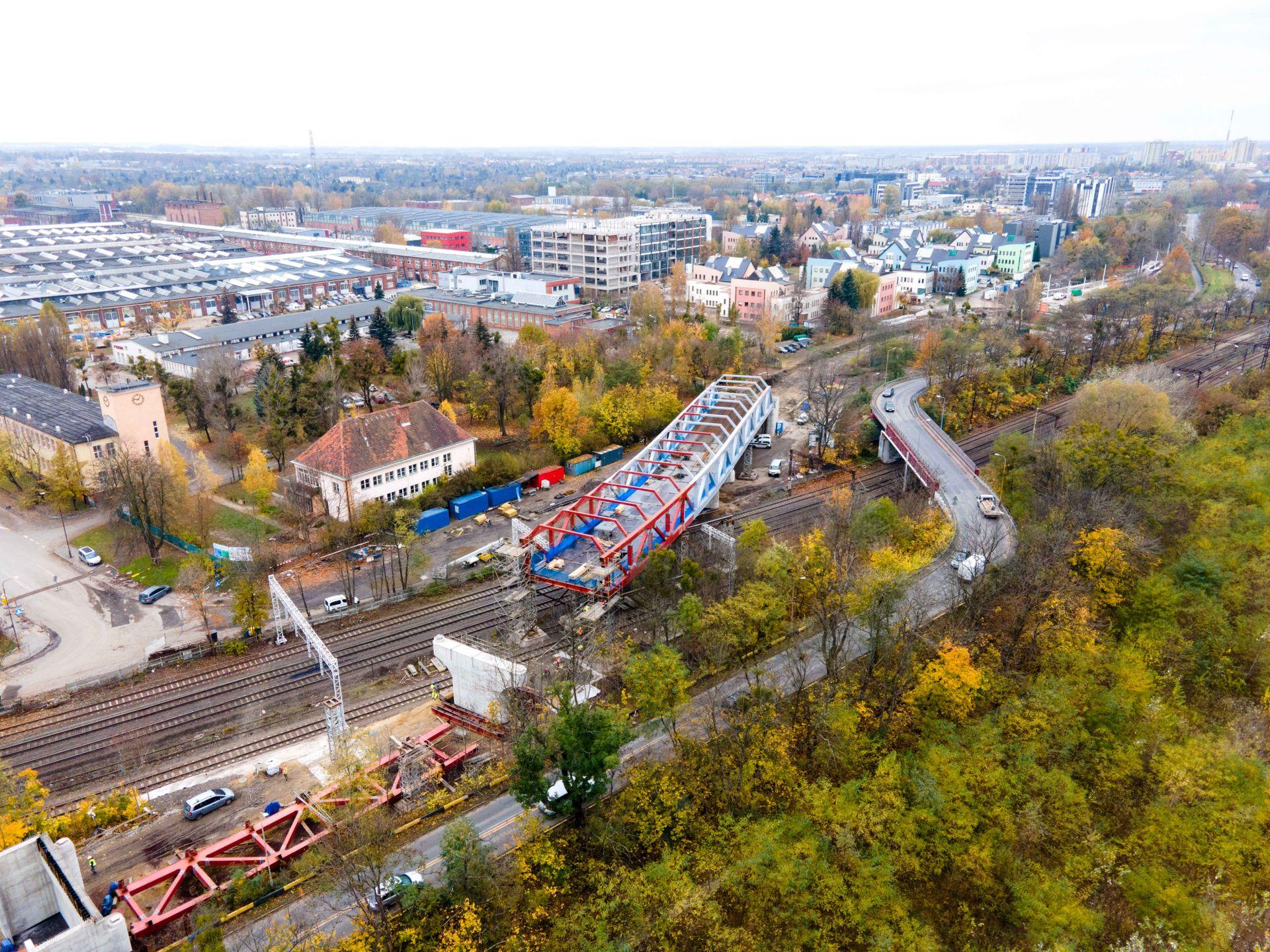 We Wrocławiu powstaje nowa trasa tramwajowo-autobusowa na Nowy Dwór [NOWY FILM]
