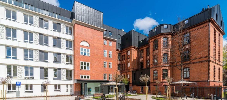 Mieszkania, biura i hotele