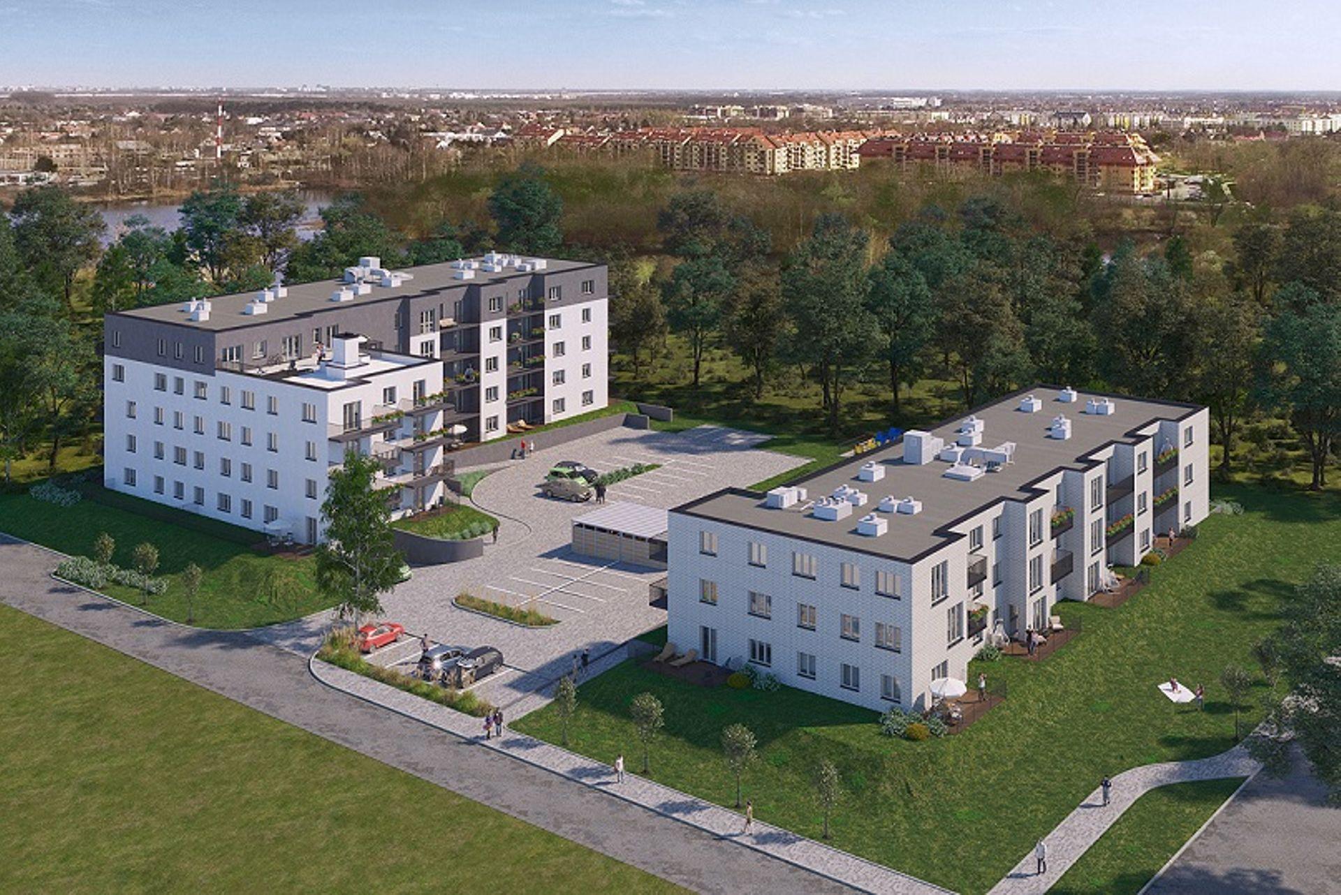Wrocław: Idylla – funkcjonalne mieszkania w rajskiej okolicy