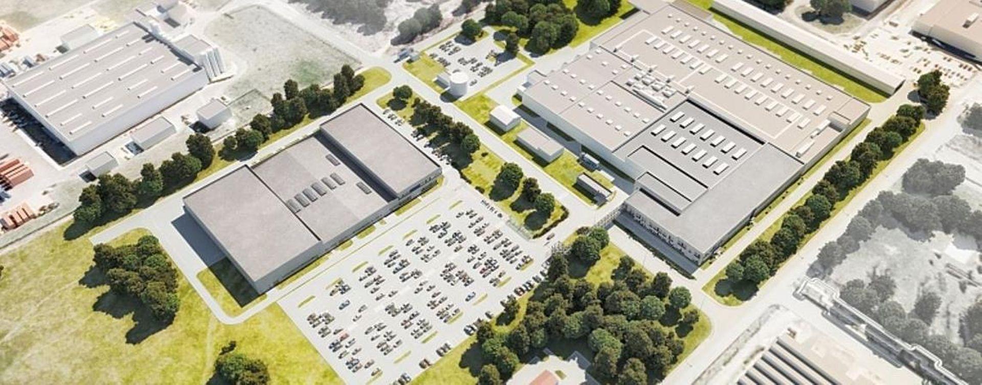 Aglomeracja Wrocławska: Ruszyła rozbudowa fabryki Autoliv w Jelczu-Laskowicach