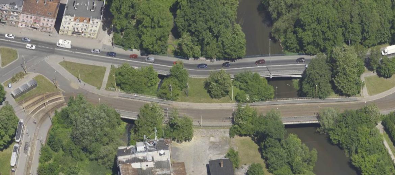 Wrocław: Mosty Średzkie do