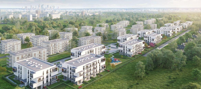 Warszawa: Prawie 500 nowych