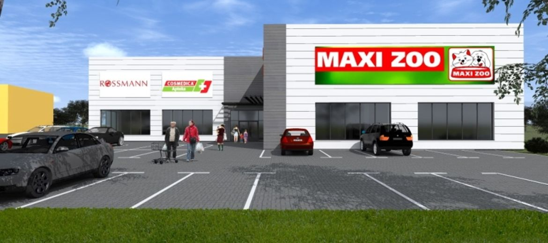 Totalbud postawi centrum handlowe