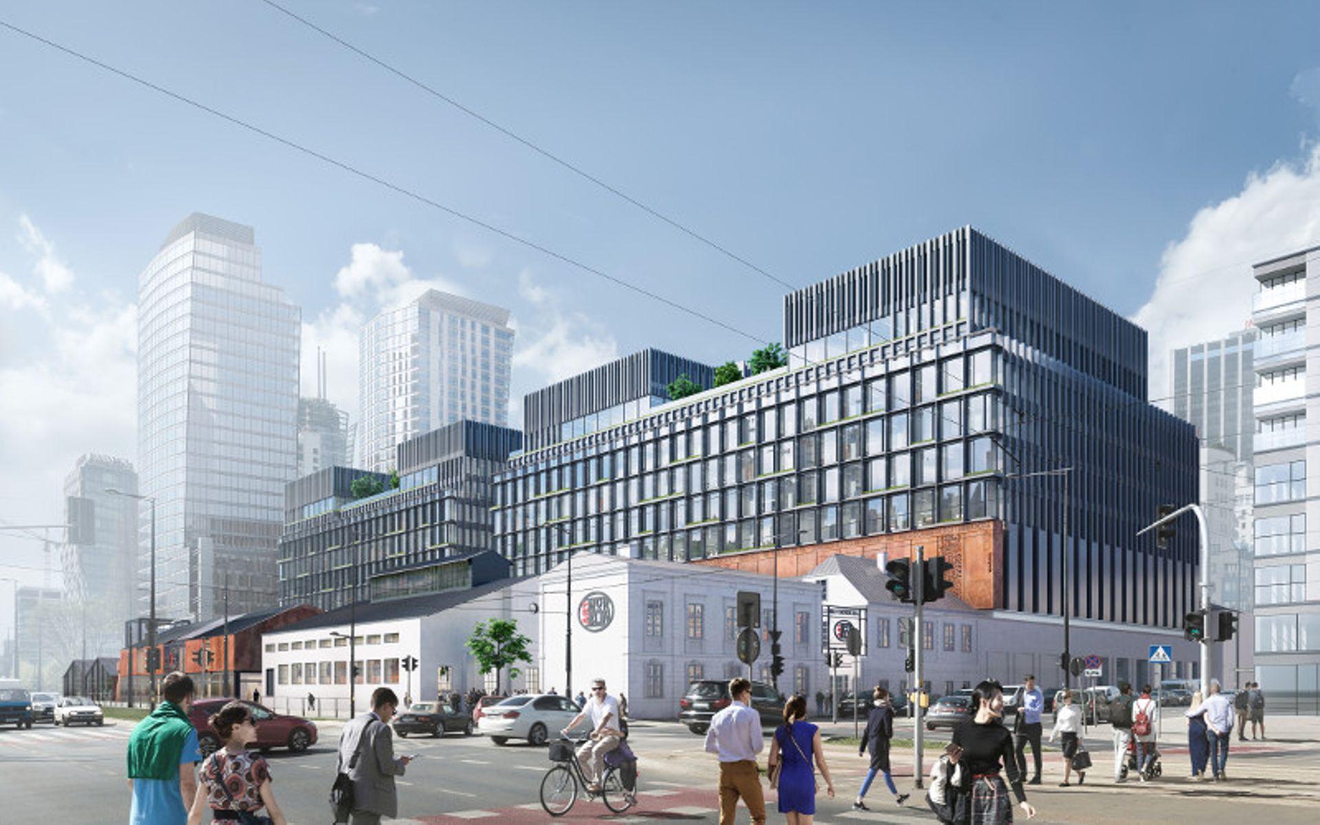 Warszawa: Allegro nowym najemcą biur w Fabryce Norblina