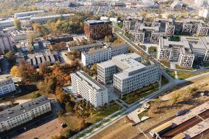 Znamy szczegóły nowej inwestycji biurowo-hotelowej przy stacji Wrocław-Mikołajów [WIZUALIZACJE]