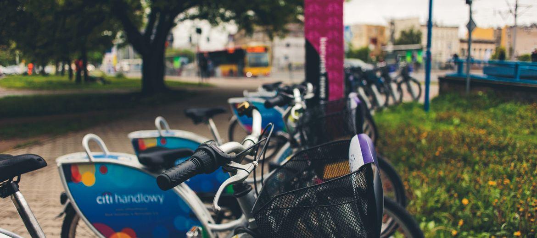 Nowe stacje roweru miejskiego,