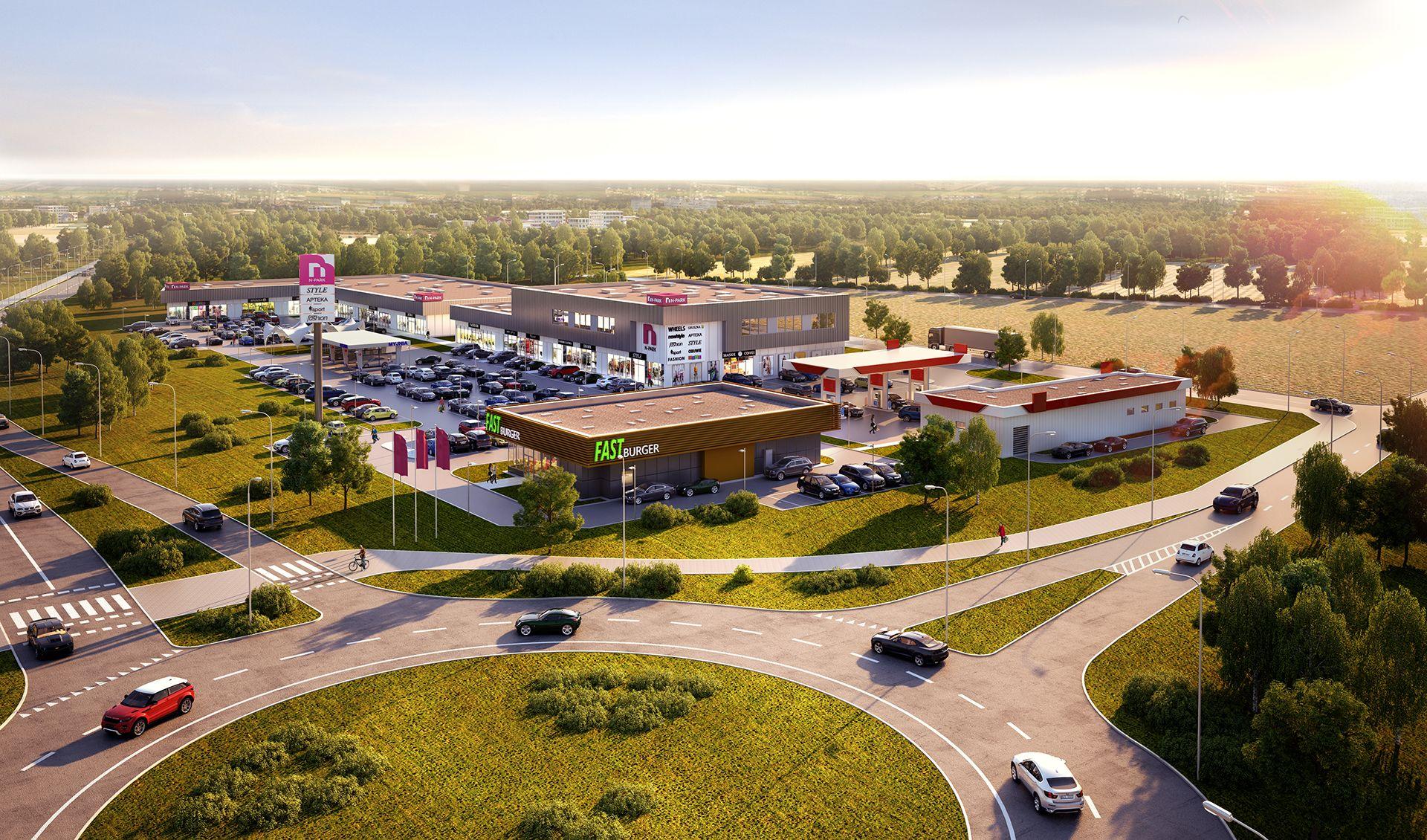 Dolny Śląsk: W podwrocławskich Łanach powstanie park handlowy N-Park