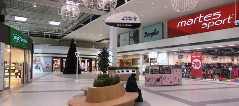 Wrocław: Centrum Handlowe Auchan