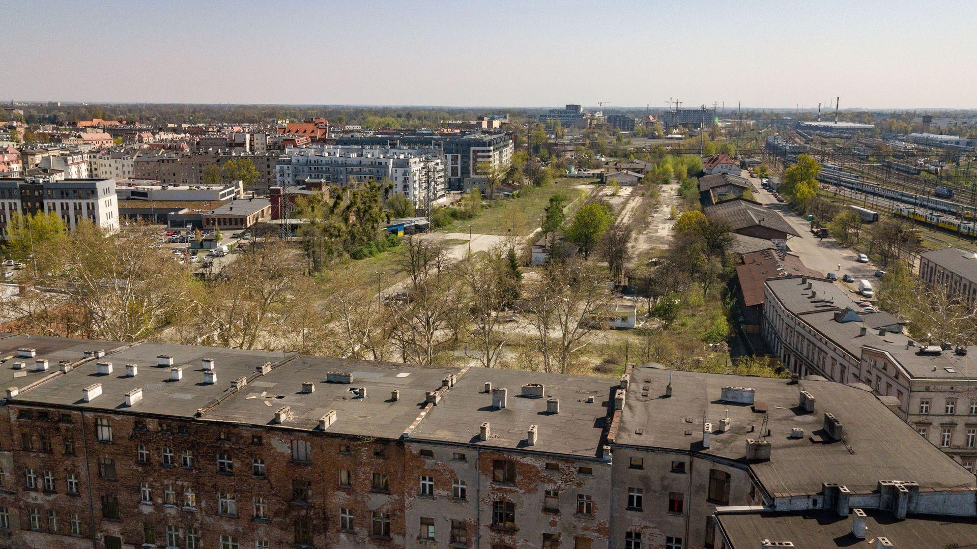 Wrocław: Maćków i Szczepaniak projektują dla Atalu osiedle przy Dworcu Głównym