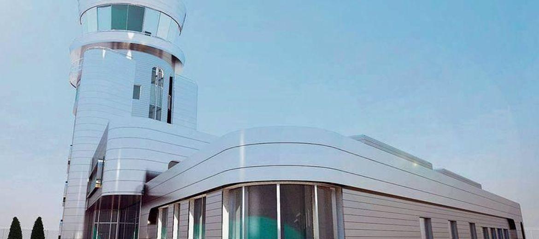 Nowa wieża portu lotniczego