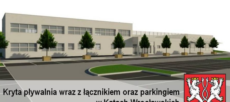 Kąty Wrocławskie: Kryty basen