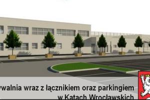 Kąty Wrocławskie: Kryty basen za prawie 5 mln zł otwarty