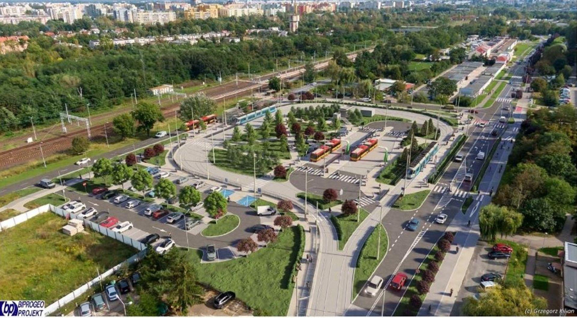 Miasto wkrótce ogłosi przetarg na budowę ostatniego odcinka Trasy Autobusowo-Tramwajowej na Nowy Dwór