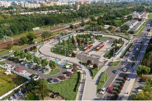 Miasto wkrótce ogłosi przetarg na budowę ostatniego odcinka Trasy Autobusowo-Tramwajowej na Nowy Dwór [WIZUALIZACJE]