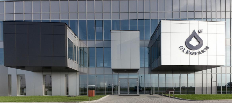 Istniejąca część (I etap) fabryki Oleofarm przy ulicy Mokronoskiej 8 we Wrocławiu (Foto: materiały inwestora)