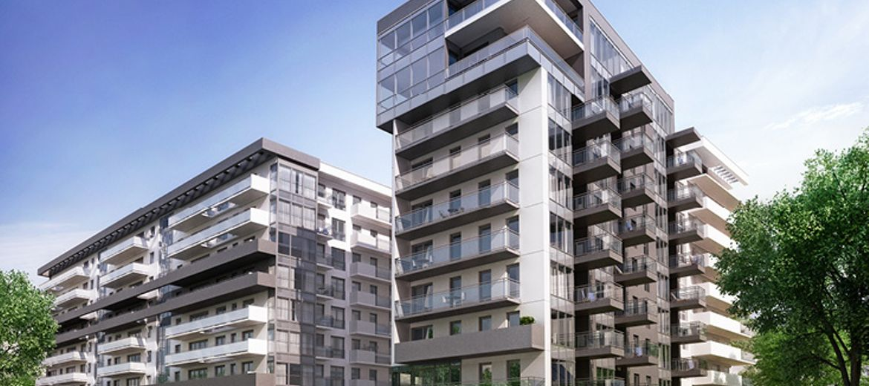 Apartamenty nad rzeką z